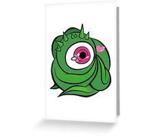 chibi gorath Greeting Card