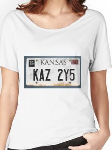 Supernatural - KAZ 2Y5 Women's Relaxed Fit T-Shirt