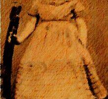 Civil War Era Little Miss by Deborah Lazarus