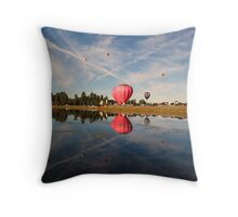 ~blown by the heavenly winds~ Throw Pillow