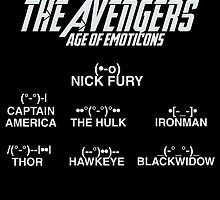 The Avengers by Hammered