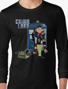 Crime Lord Long Sleeve T-Shirt