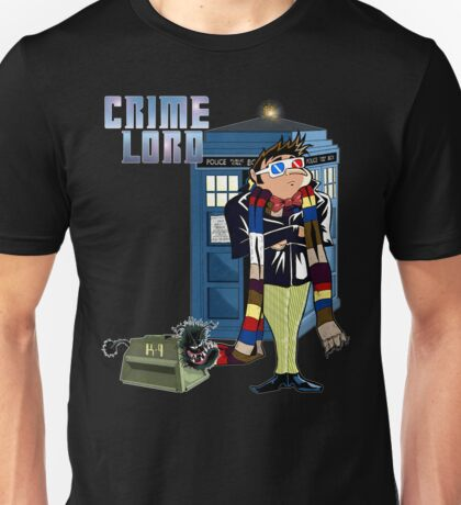 Crime Lord Unisex T-Shirt