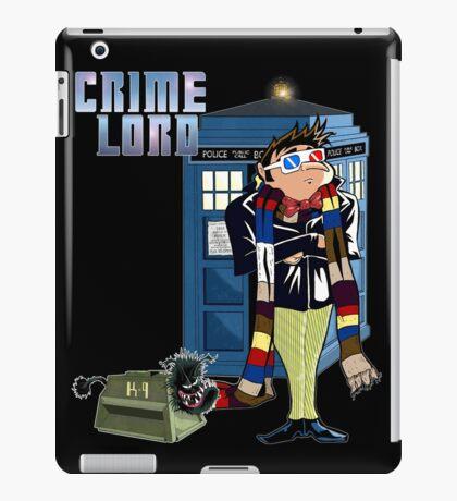Crime Lord iPad Case/Skin