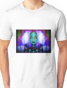 Wanting RELIEF : drifting into the clouds Unisex T-Shirt