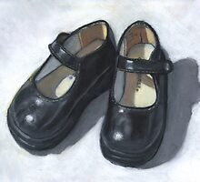 Rebecca's Little Black Shoes by Joyce
