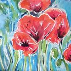 Poppies XI by Alexandra Felgate