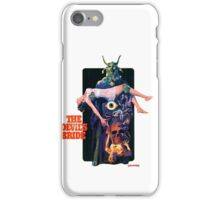 The Devil Rides Out! iPhone Case/Skin