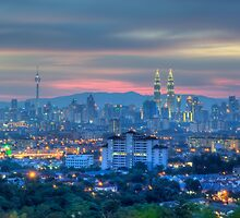 The City In HDR by j0sh