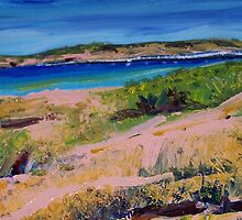 Victor Harbour, S.A. Australia by Margaret Morgan (Watkins)