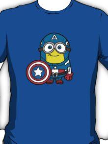 Minvengers - Captain Minerica T-Shirt