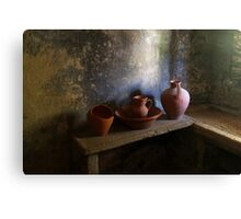 Kitchen.... Canvas Print