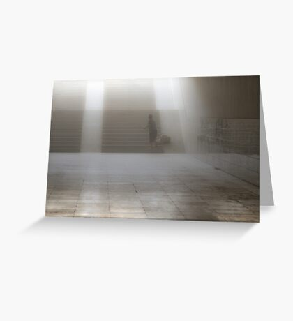 dust Greeting Card