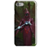 Masters of the Universe Classics - Shadow Weaver iPhone Case/Skin