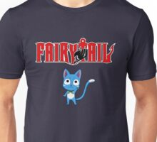 Happy from FairyTail Unisex T-Shirt