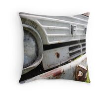 Old Ford ute  Throw Pillow