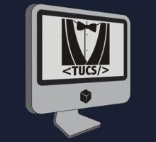 "TUCS ""iMac"" LOGO by chrisjrn"