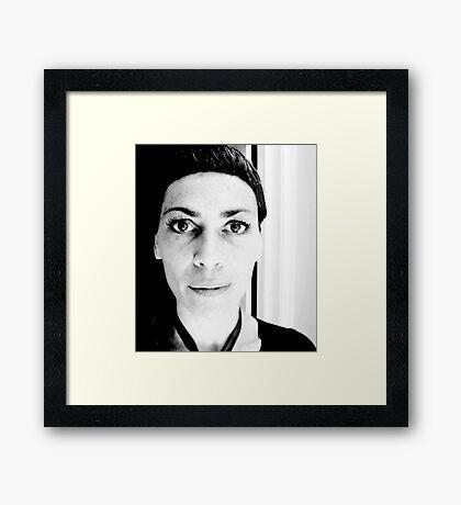Yesturday -  Framed Print