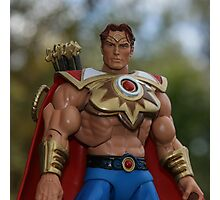 Masters of the Universe Classics - Bow Photographic Print