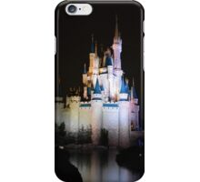 Disney World- Cinderella Castle iPhone Case/Skin
