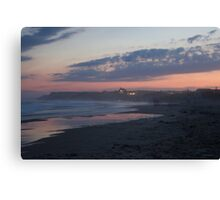 Ditch Plains, Montauk, New York Canvas Print