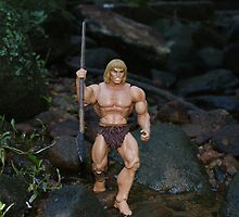 Masters of the Universe Classics - Oolar by GskullWarrior