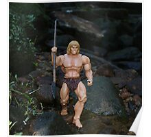 Masters of the Universe Classics - Oolar Poster