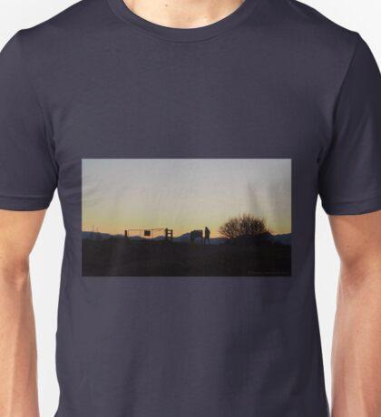 Gloaming roaming Unisex T-Shirt