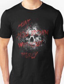 Metallica Trice Unisex T-Shirt