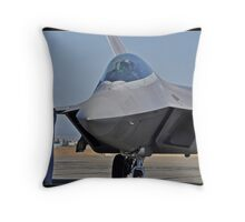 Pride of the Air Force Throw Pillow