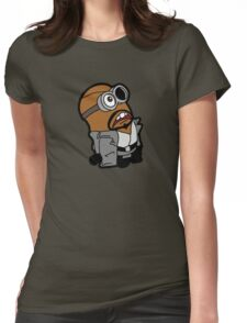 Minvengers - Min Fury Womens Fitted T-Shirt