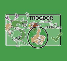 Trogdor's Thumbs-Up Of Approval by boltage69