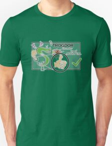 Trogdor's Thumbs-Up Of Approval T-Shirt
