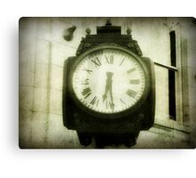 Time keeps on ticking ©  Canvas Print
