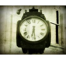 Time keeps on ticking ©  Photographic Print