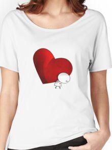 Heavy Love - T-Shirt Women's Relaxed Fit T-Shirt