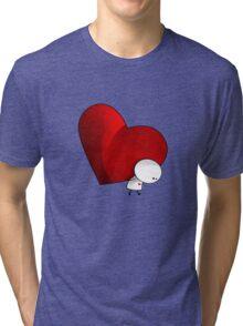 Heavy Love - T-Shirt Tri-blend T-Shirt