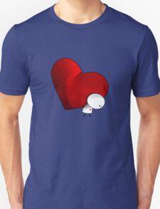Heavy Love - T-Shirt Unisex T-Shirt