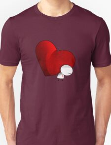 Heavy Love - T-Shirt Unisex T-Shirt
