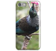 Tui......loves this nectar.......! iPhone Case/Skin