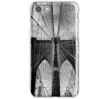 Brooklyn Bridge Monochrome iPhone Case/Skin