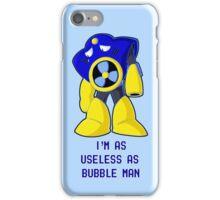 Useless Air Man iPhone Case/Skin