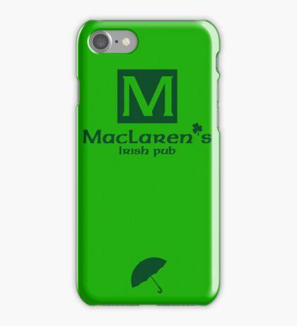 MacLaren's Irish Pub - How I Met Your Mother iPhone Case/Skin