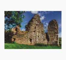 Pendragon Castle Walls Kids Tee