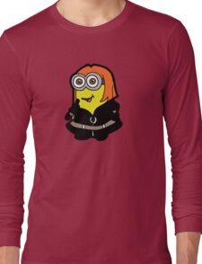 Minvengers - Yellow Widow Long Sleeve T-Shirt