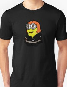Minvengers - Yellow Widow Unisex T-Shirt