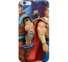 Masters of the Universe Classics - Sea Hawk & Bow iPhone Case/Skin