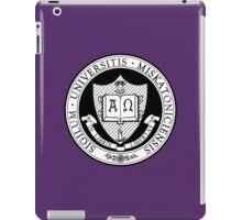 Miskatonic University Seal iPad Case/Skin