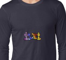 Fun Chess Long Sleeve T-Shirt