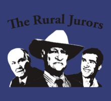 The Rural Jurors by garykemble